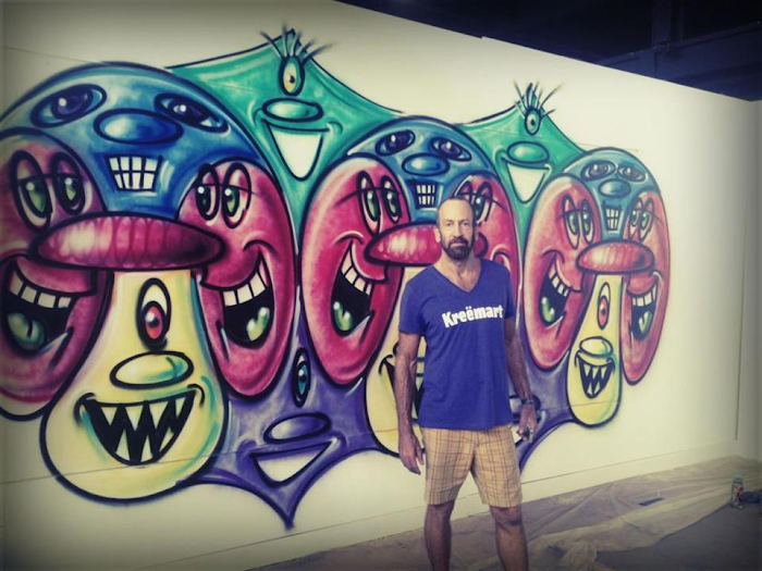 Kenny Scharf Net Worth, Income, Salary, Earnings, Biography, How much money make?