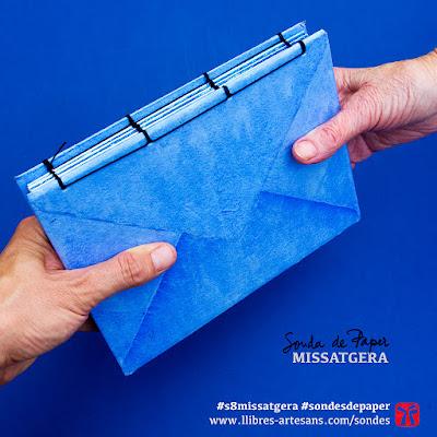 Sonda de Paper exploradora MISSATGERA
