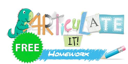 Articulate It Homework Online