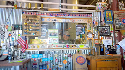 Oskar Blues, The Tasty Weasel Tap Room