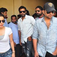 Raja Cheyi Vesthe Movie Team At Devi Theatre
