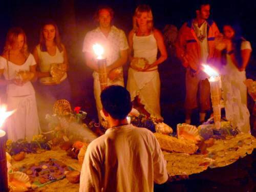 La Wicca Y El Ritual Parte I