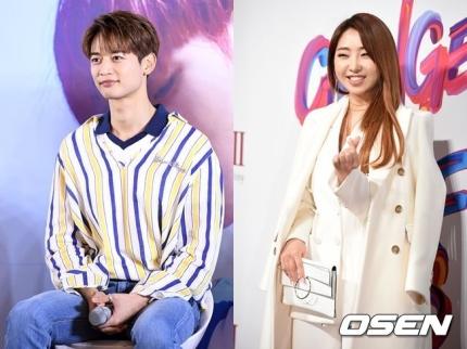 "SHINee's Minho and Minzy will be trainers on MBC's male idol survival program ""Wild Idol"""