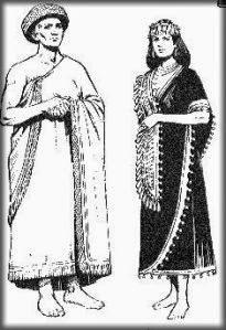 Vestimenta sumeria