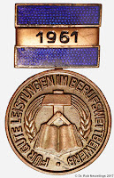 0210 Berufswettb. 1961 B medailles