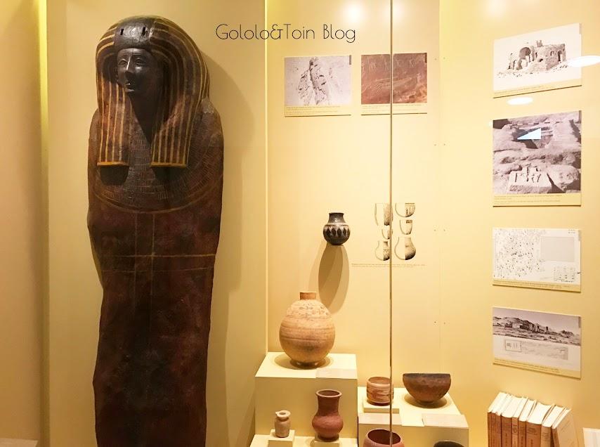 Egipto y Nubia en el Museo arqueológico nacional
