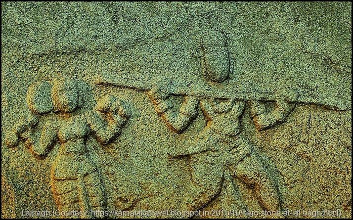 03 Bengaluru Lalbagh Hero Stone