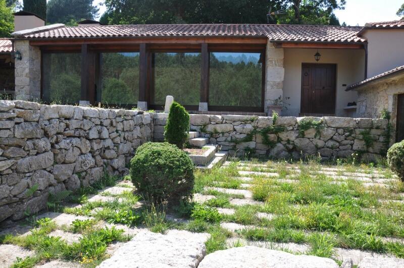 Casa de lujo en venta de piedra pontevedra con piscina cerca de las playas y en la mejor zona - Casas con piscina en galicia ...