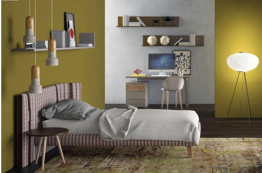 Camerette letti a castello e scrivanie camere per - Camere da letto per ragazzi moderne ...
