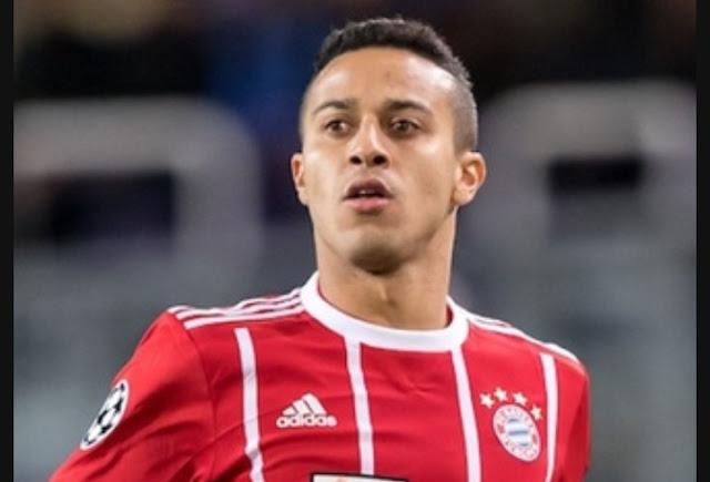 Besiktas 1 Bayern Munich 3, Champions League match highlight