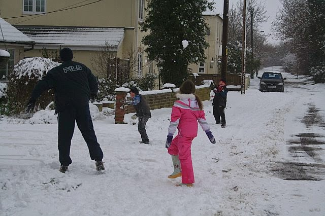 Woodhurst In the Snow - February 2009 - picture18.jpg