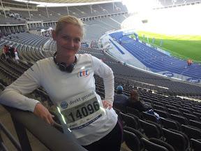 BIG 25 Berlin - halfmarathon (5 maja 2013)
