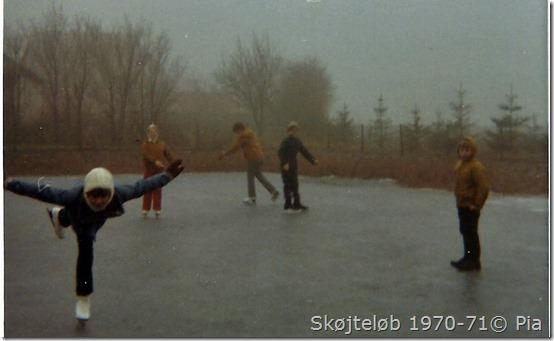 Skøjteløb vinteren 1970-71