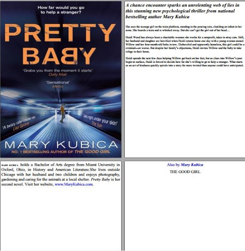 download Pretty Baby Mary Kubica ebook kindle