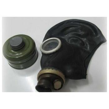 mặt nạ phòng độc không có vòi có phin lọc hoạt tính - BVH0018