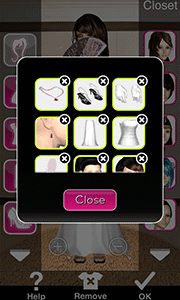 Click to Enlarge - Style Me Girl Level 20 - Dream - Fashion Angel - Closet