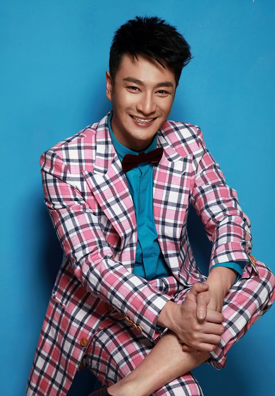 Zhang Mingming China Actor