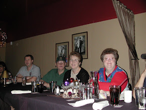Photo: PARC Christmas Dinner, n7ryn , w7rsk, kc7mvr, k7skb