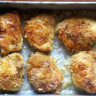 Ranch Baked Chicken.