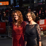 OIC - ENTSIMAGES.COM - Laura Pankhurst and Helen Pankhust at the  59th BFI London Film Festival: Suffragette - opening gala London 7th October 2015 Photo Mobis Photos/OIC 0203 174 1069