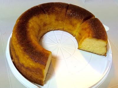 リングケーキの画像