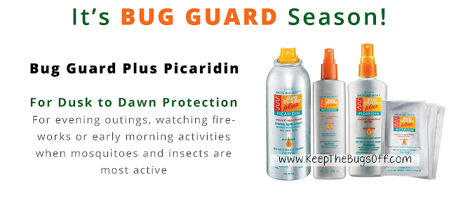 Avon Bug Guard Plus Picaridin