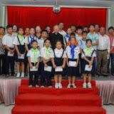 Ban Caritas phát học bổng học sinh giỏi - 2012