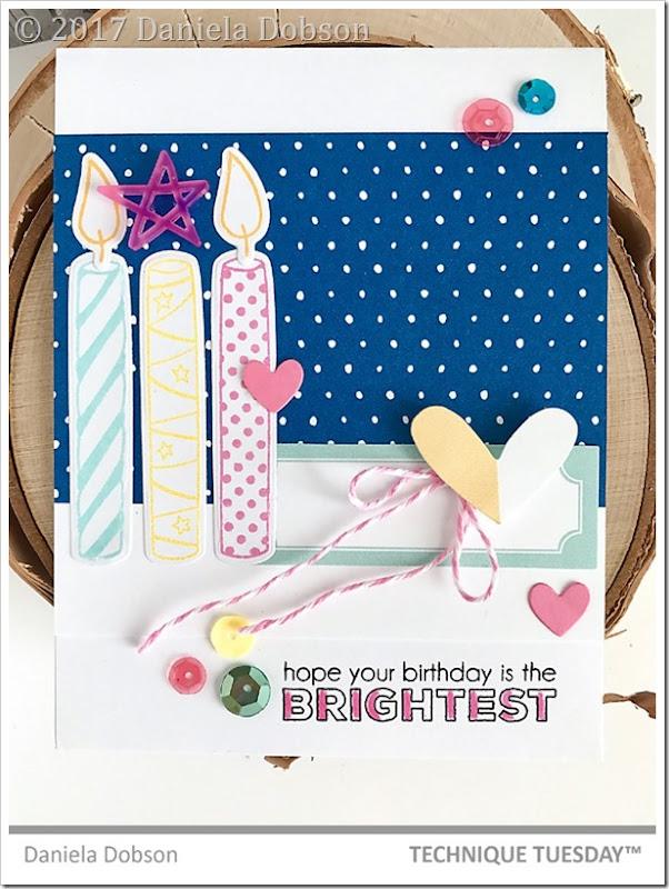 Birthday by Daniela Dobson