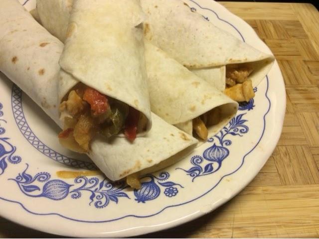 La cocina de maricarmen burrito de salteado de pollo - Cocinas maricarmen ...