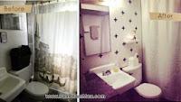 Cải tạo phòng tắm siêu nhanh với tiền… trăm ngàn