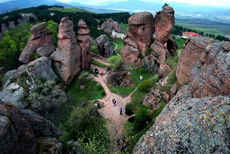 Imagini pentru belogradchik fortress bulgaria