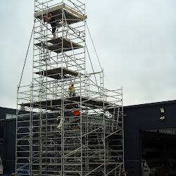 Aluminium Scaffolding Movie Tower