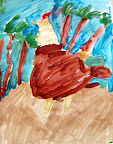 Rooster by Maya