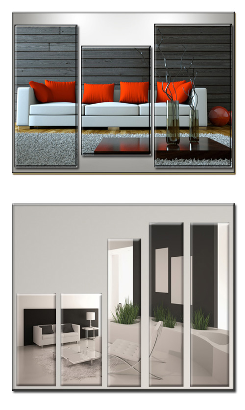 Triptyches, Fourplex - Architecture Interior