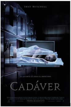 CADÁVER (2018) DUBLADO E LEGENDADO TORRENT