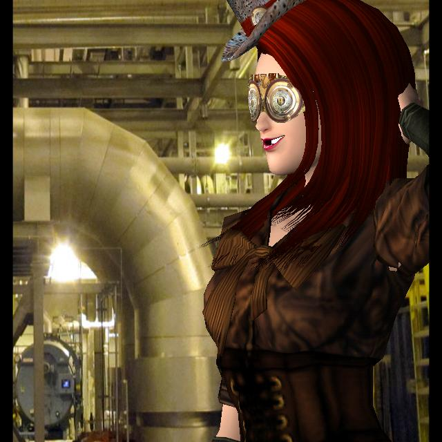 Style Me Girl Level 43 - Steam Punk - Lyan Li