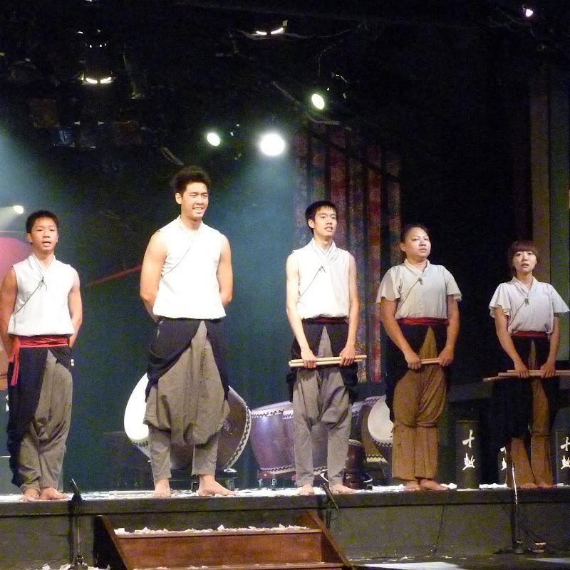 Tainan ,Groupe Ten drum . J 6 - P1210278.JPG