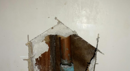 Bathtub Shower Valve Repair
