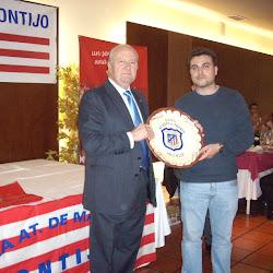 Cena Peña Atlético de Madrid