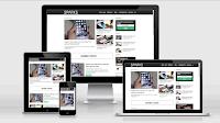 Template blogger Spark Premium chuẩn seo
