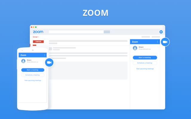 Zoom for Gmail - G Suite Marketplace