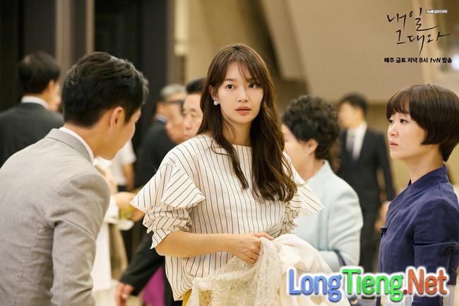 """5 lí do khiến """"Tomorrow with You"""" mất khán giả dù đã có mỹ nhân Shin Min Ah - Ảnh 7."""