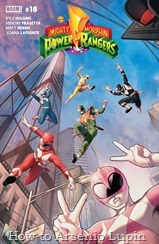 [MT] Mighty Morphin Power Rangers 018-000