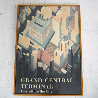 Grand Central Terminal Exhibition Poster