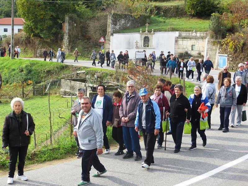 Caminhada - Convida a Caminhar - Avões - 2016