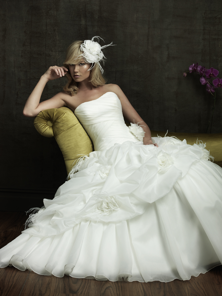 Bridal Gown Trends for Spring