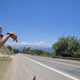 Le Ande.... ci ero sopra e adesso me le tengo sempre sempre alla mia destra