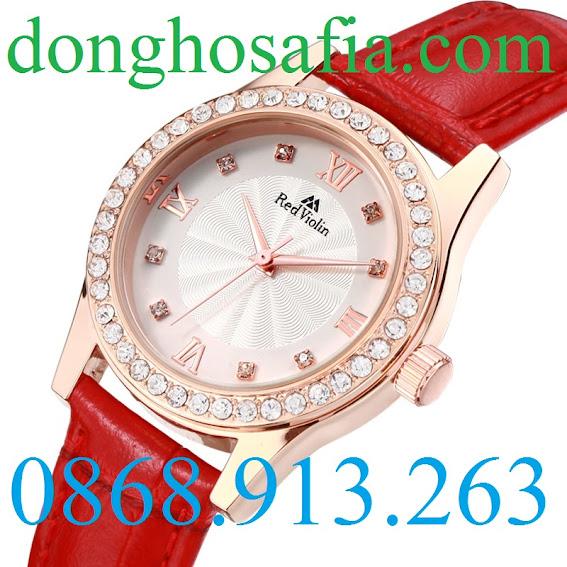 Đồng hồ nữ Red Violin CQ9084 RV101