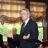 Senate Majority Leader Harry Reid 05 - 17 - 09