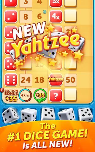 New YAHTZEEu00ae With Buddies Dice Game 5.4.0 screenshots 13